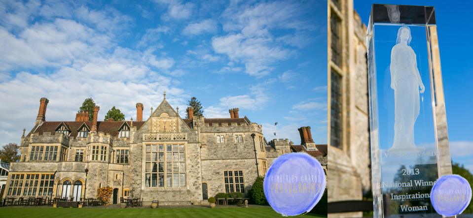Venus Woman Awards at Rhinefield House New Forest