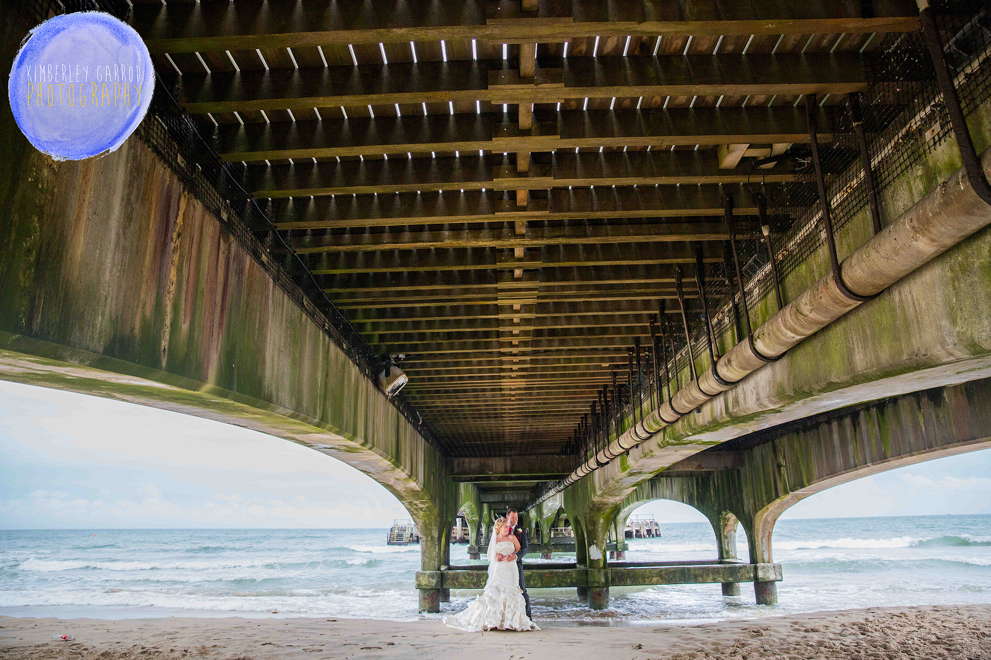 Bournemouth Beach Wedding Kimberley Garrod Photography-815