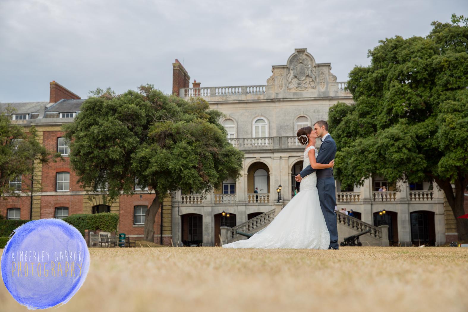 Royal Marines Museum Southsea Wedding Photographer Kimberley Garrod-27
