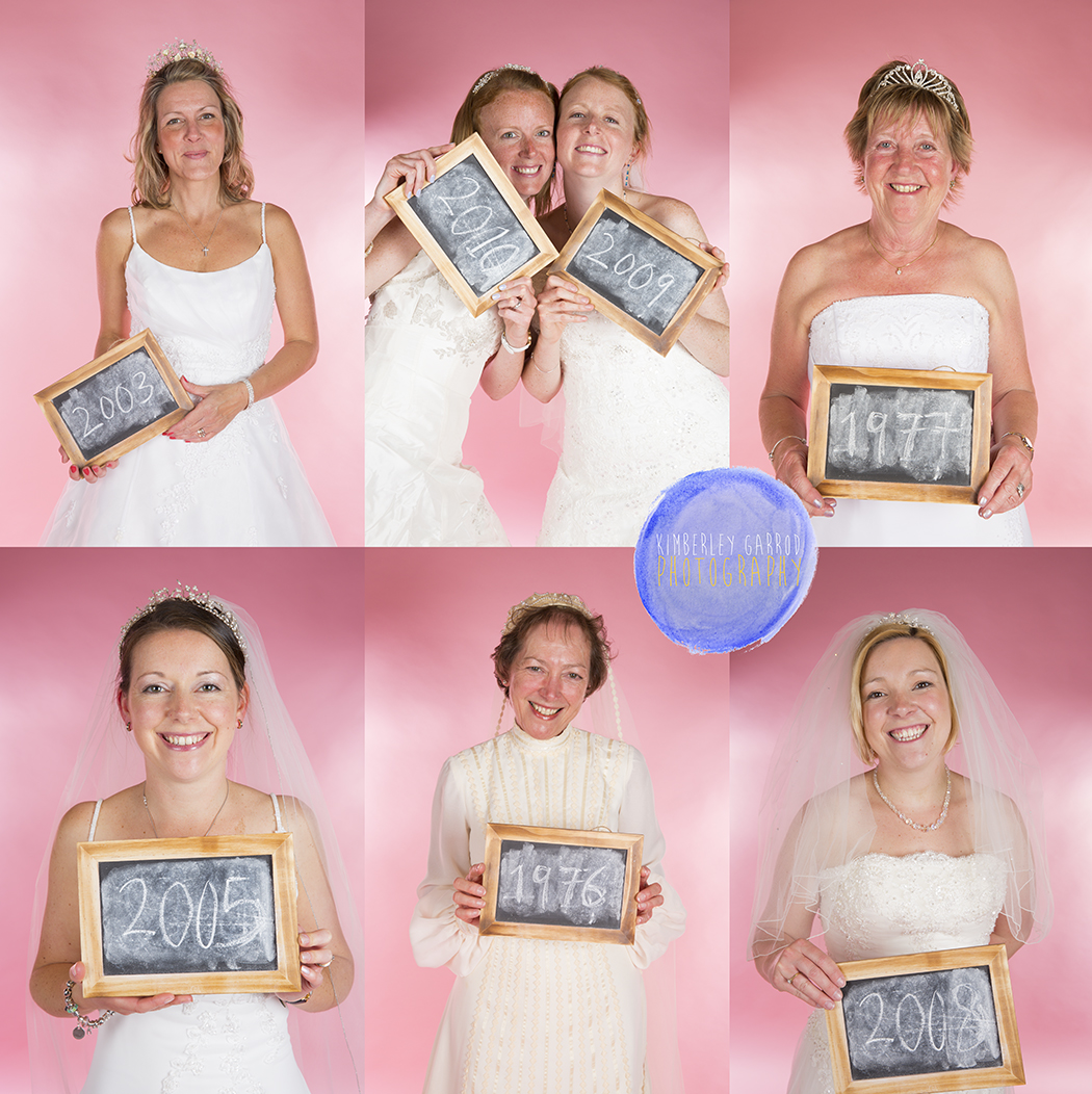 Brides in the Aisle 2015