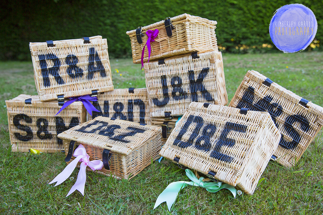 Digital Wedding Hampers