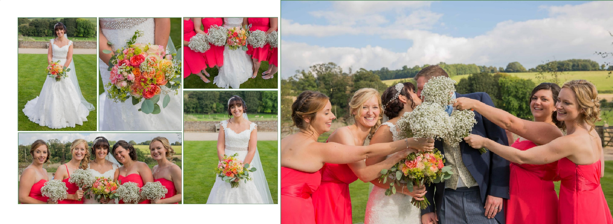 Kimberley Garrod photography Bridemaids farbridge